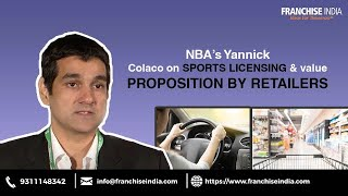 NBAs Yannick Colaco on sports licensing