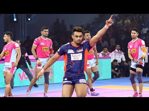 Pro Kabaddi 2019 Highlights | Jaipur Pink Panthers Vs Bengal Warriors | M103