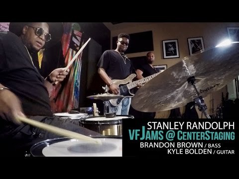 vfJams #2 with Stanley Randolph, Brandon Brown & Kyle Bolden