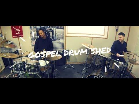 Download Gospel chops drum shed with Alexandr Seleznov
