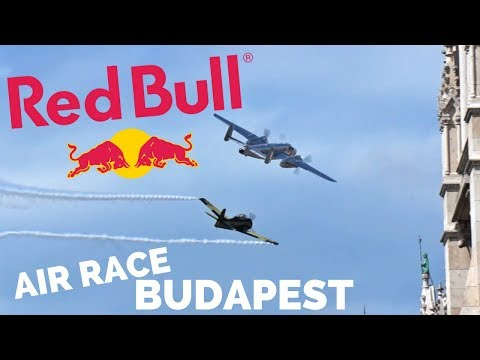RED BULL AIR RACE - Budapest 2017 - EXTREME Aviation in Hungary