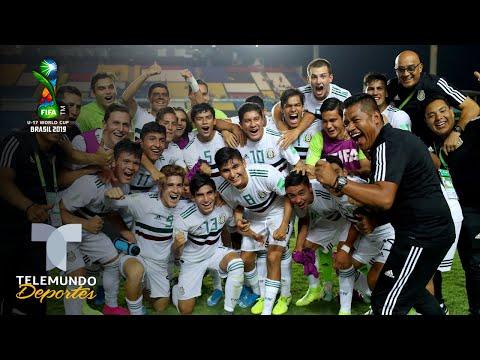 El Gallo Por La Mañana - El secreto del Tri para hacer historia en el Mundial Sub-17.