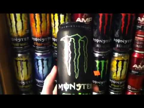Monster Energy Drink Cuba Lima Taste Can Review Youtube