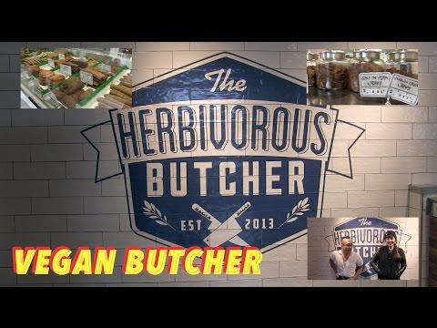 Herbivorous Butcher Interview - Vegan Butcher Shop