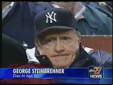 WHTM's Gregg mace interviews George Steinbrenner from 1981