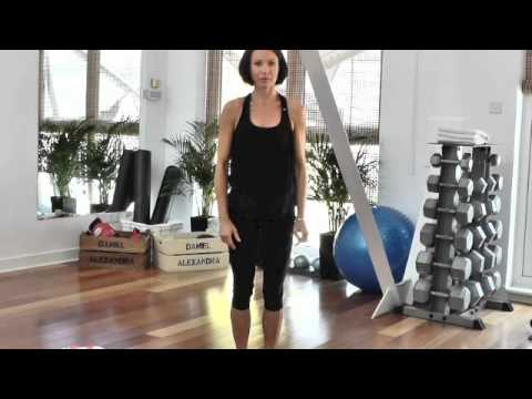 How to exercise when pregnant - Pilates second trimester - week 13