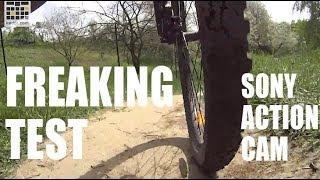 Freaking Test — как снять видео покатушек на велике — Sony Action Cam HDR-AS30V(Больше интересного на сайте http://keddr.com Есть очень много вещей, которые тяжело заснять на обычную камеру...., 2014-06-02T02:16:04.000Z)