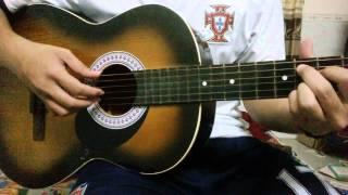 Mùa Oải Hương Năm Ấy - PHP - (guitar cover)