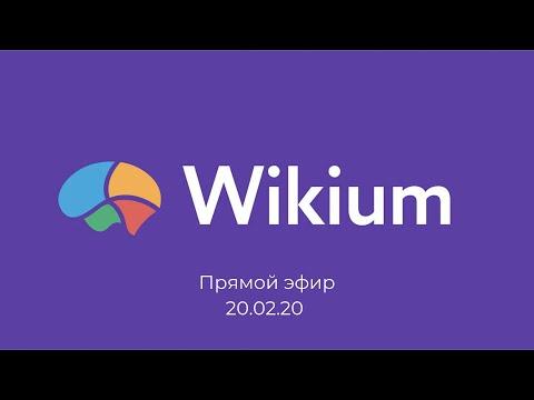 Новый цифровой продукт — Wikium