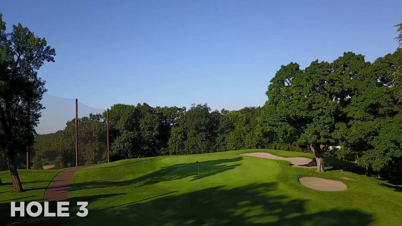 Glen Lake Golf Practice Center Youtube