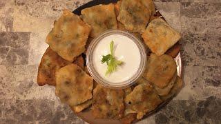 таджикская самоса-буракча. Жаренная самса на сковороде Таджикская кухня Рецепт приготовления