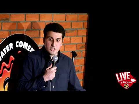 Sezar Alkasaab   LIVE at Hot Water Comedy Club