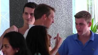 ULIMA - Alumnos extranjeros listos para aprender en la ULima