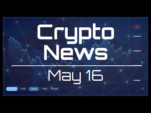 Crypto News May 16: Microsoft ID backed by Bitcoin, Circle's USD Coin, ID Codes by Civic