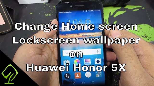 How To Change Home Screen Wallpaper And Lockscreen Wallpaper On