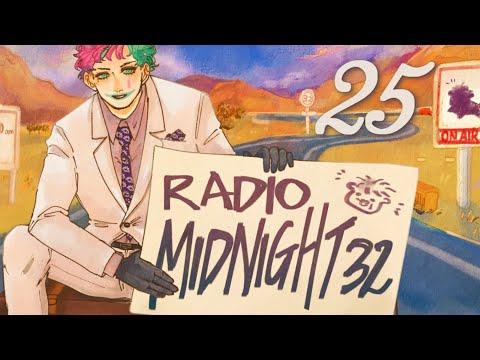 【朝ラジオ】ジョー・力一の深夜32時 #25【にじさんじ】