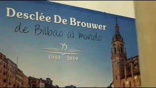 De Bilbao al mundo - Fiesta del 75º aniversario Desclée De Brouwer