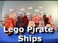 Lego Pirate Ship Fleet/Collection UPDATE