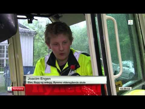 KraftUngdom TV 2 Nyhetene 09 06 2014