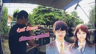 Last Scene - Ikimono Gakari ( Drum Cover ) [ Shigatsu Wa Kimi No Uso Live Action ]