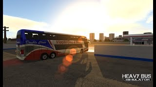 Heavy Bus Simulator - Gameplay