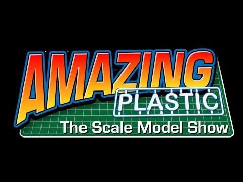 Amazing Plastic: The Scale Model Show S01E02