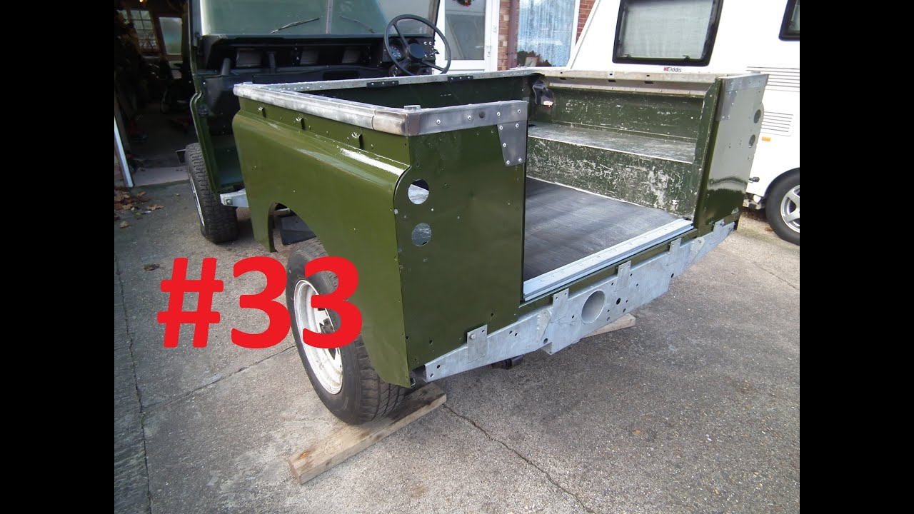 Charming Can U Paint A Bathtub Tall Porcelain Refinishers Clean Porcelain Bathtub Repair Reglazing Tubs Old Paint Your Bathtub FreshBath Tub Pics Land Rover Series 3 Restoration   Rear Tub Painting [33]   YouTube
