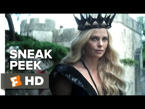 The Huntsman: Winter's War SNEAK PEEK 1 (2016) - Emily Blunt, Chris Hemsworth Action Movie HD