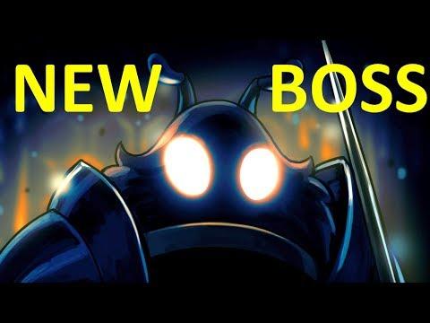 Hive Knight - Hollow Knight's New Boss