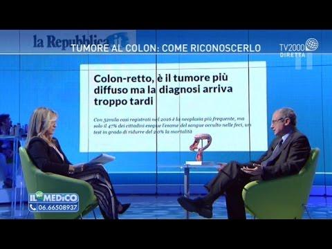 Tumore al colon: come riconoscerlo