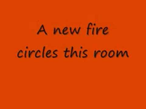 Sent by ravens-new fire-lyrics