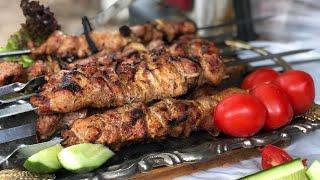 Как вкусно замариновать мясо для шашлыка | Вкусный рецепт