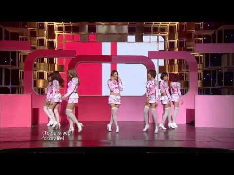 【TVPP】After School  BANG! New Member: Lizzy, 애프터스쿨  뱅! @ Comeback Stage, Show Music Core