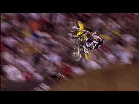 Travis Pastrana - 2003 X Games 9 - Moto X FreeStyle - Los Angeles, CA