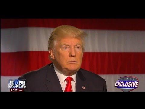 Donald Trump Attacks Bill Clinton Calling Him a 'Rapist'