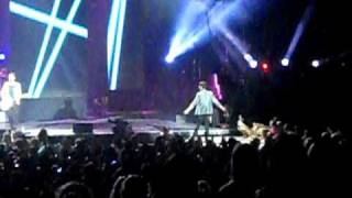 LA Baby (What Dreams are made of)- Jonas Brothers World Tour 2010- Camden, NJ