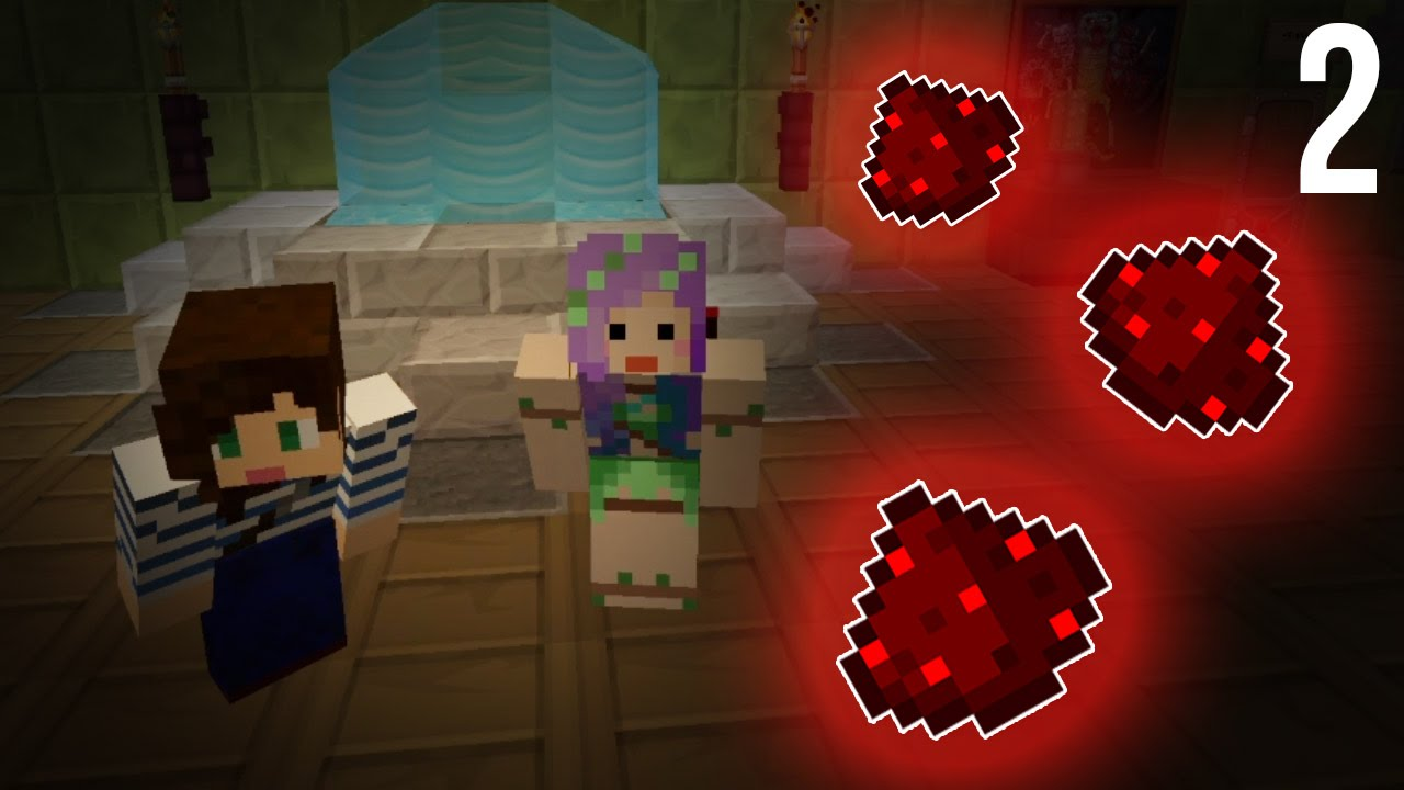 REDSTONE TROUBLES Minecraft Diversity 2 W Stacy Ep2 YouTube