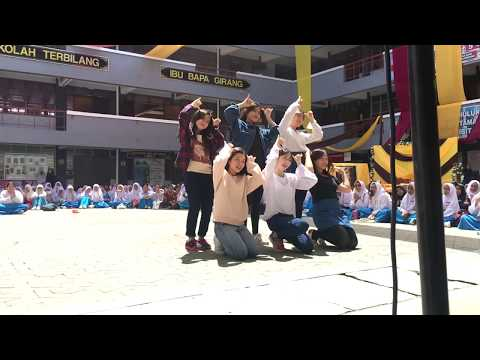 SMKBJ Teacher's Day Performance | TWICE - Signal
