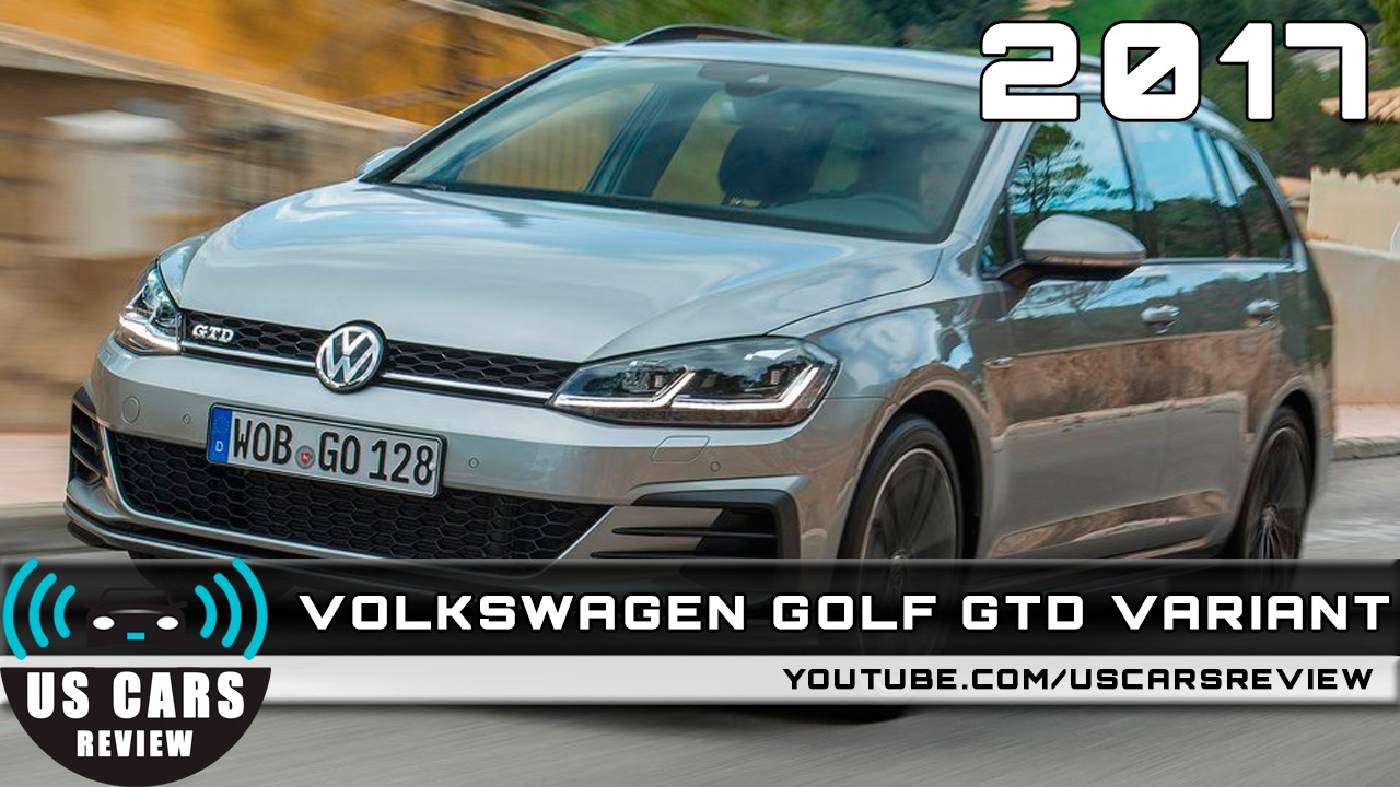 2017 volkswagen golf gtd variant youtube. Black Bedroom Furniture Sets. Home Design Ideas