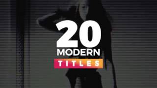 20 Modern Corporate Titles