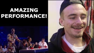Magician REACTS to Magus Utopia in SEMIFINALS BGT