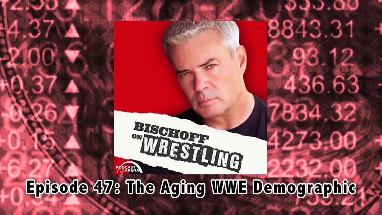 Bischoff on Wrestling #47- The Aging WWE Demographic