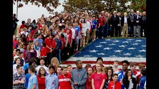 Maple Point Middle School Veterans Day Ceremony