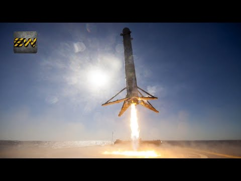 5 AMAZING SpaceX Rocket Landing Videos [ FOR REAL? ]