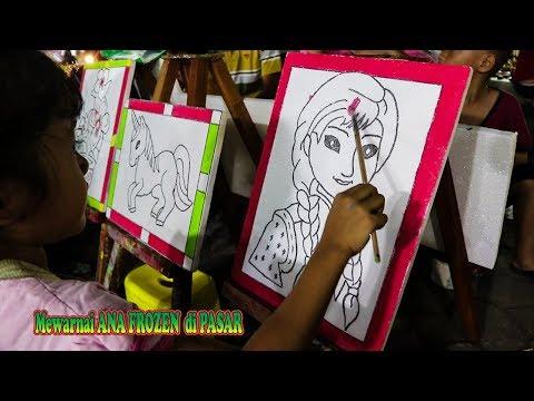 Download Mewarnai Gambar Lol Surprise Pasar Malam Tempat