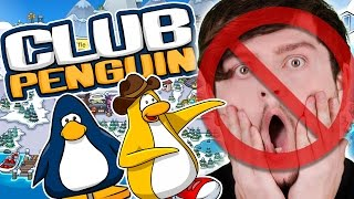 Let's Get Banned (CLUB PENGUIN EDITION)