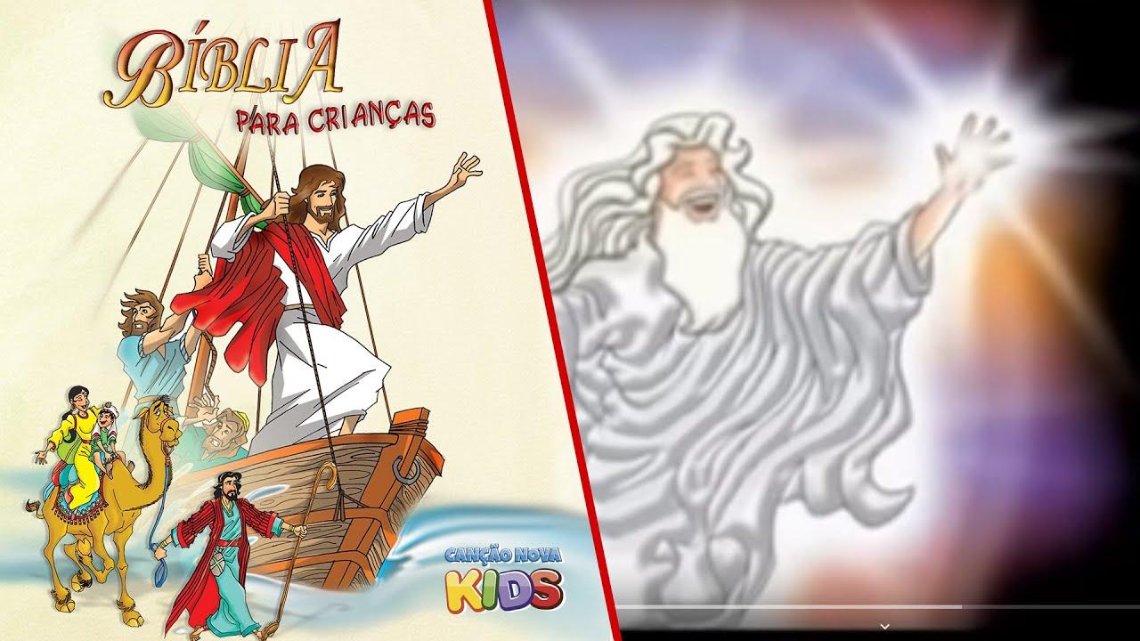 Biblia Para Criancas A Criacao Do Mundo Youtube