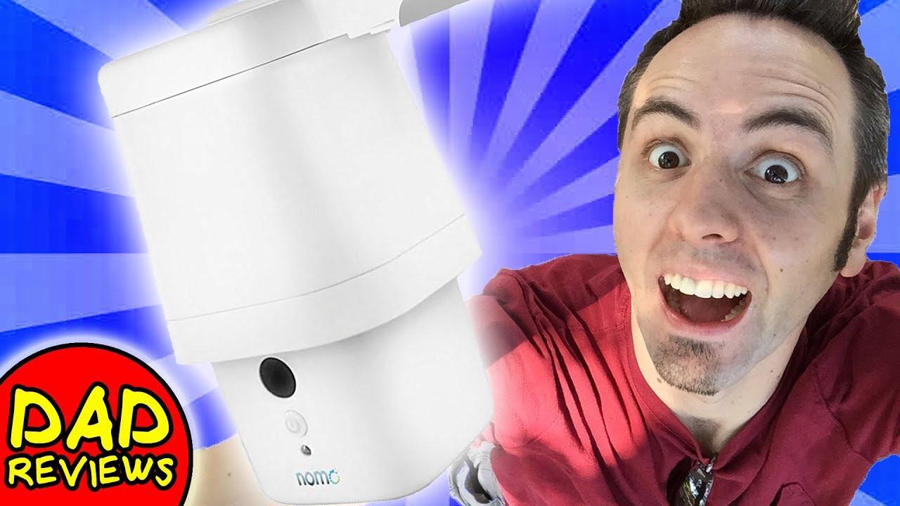 HOW TO REMOVE TOILET ODOR NoMo Toilet Odor Eliminator Unboxing - Bathroom odor eliminator fan