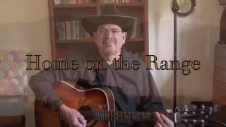 Home on the Range lyrics