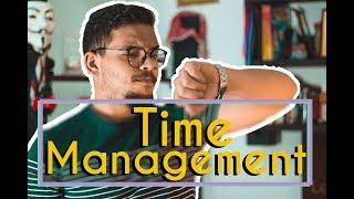 EDUK #9: Time Management   !! تحكم في وقتك